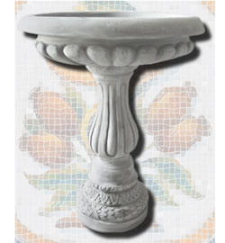 BIRD BATH MINI RND