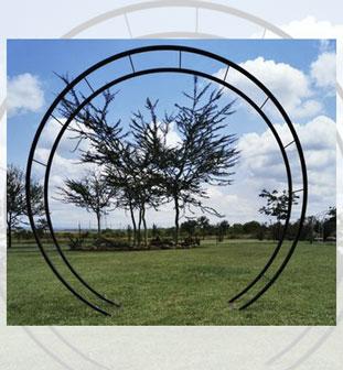 Round arch 2250mm