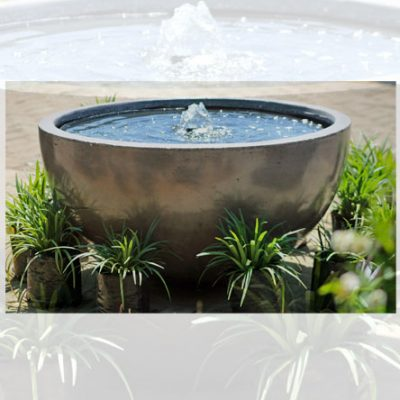 Delia Large Self Containing Water Feature