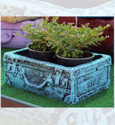 DKP Suitcase 410X270X160 SCP004