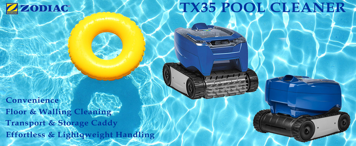 TX35 Pool Cleaner