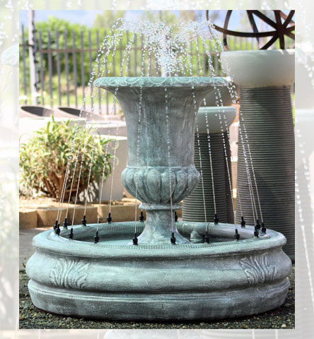 Tuscany-Vase-Garden-Water-Feature-with-Nozzles
