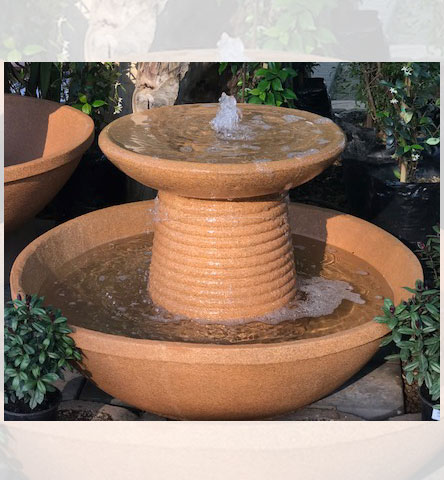 Water Feature Boabab Small